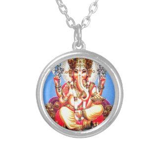 Collier Éléphant d'Asie de Ganesha (गणेश)