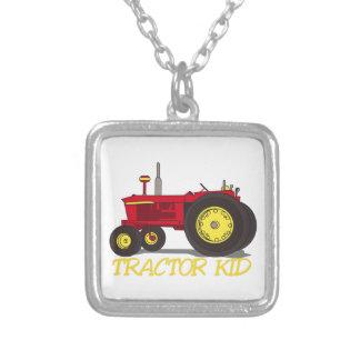 Collier Enfant de tracteur