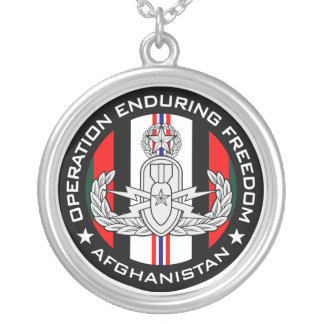 Collier EOD principal OEF