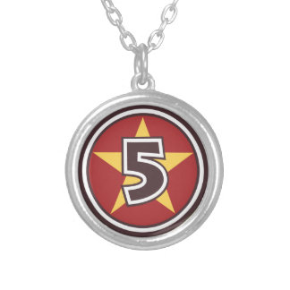 Collier Étoile cinq