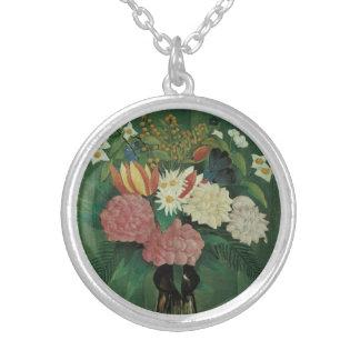 Collier Fleurs avec le lierre par Henri Rousseau, cru