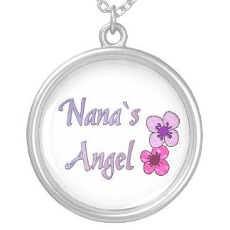 Collier Fleurs d'ange du ` s de Nana