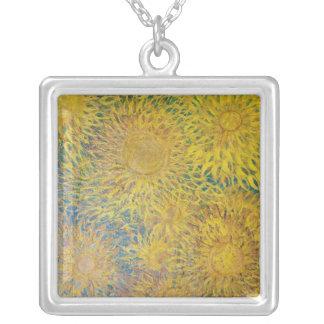 Collier Fleurs de Sun