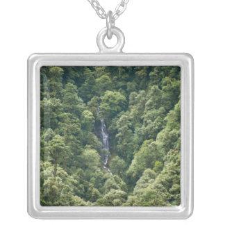Collier Forêt de l'Himalaya dans la vallée de Mangdue,