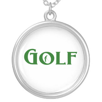Collier golf fascinant