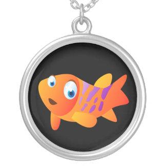 Collier Greg le poisson rouge