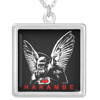 Collier Harambe