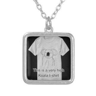 Collier Haut tee - shirt de koala