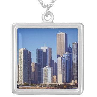 Collier Horizon des gratte-ciel Chicago du centre