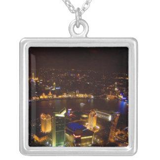 Collier Horizon merveilleux de Changhaï Chine avec moderne