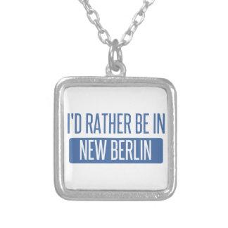 Collier Je serais plutôt à nouveau Berlin