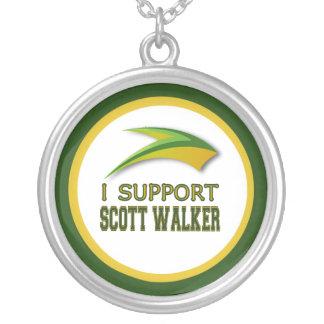 Collier Je soutiens le marcheur de Scott du Gouverneur du