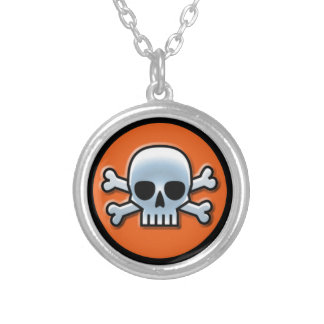 Collier Jolly roger