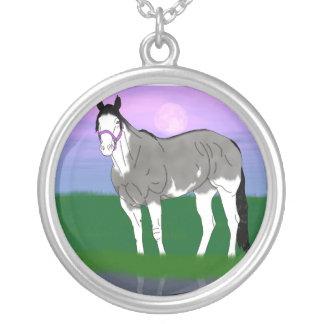 Collier Jument de cheval de Grulla