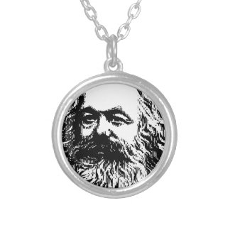 Collier Karl Marx - communisme