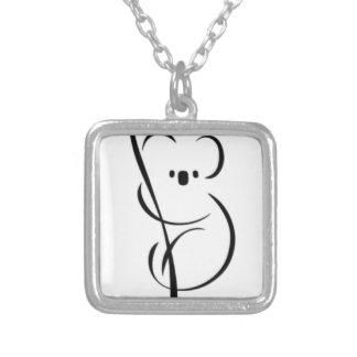 Collier Koala minimaliste