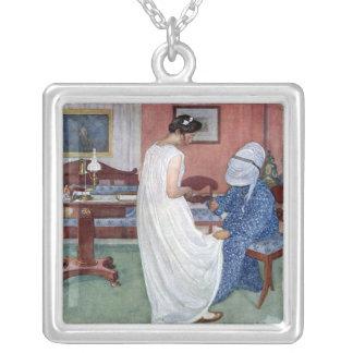 Collier La demoiselle d'honneur 1910