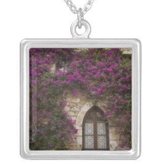Collier La France, Provence, Eze. Rose lumineux