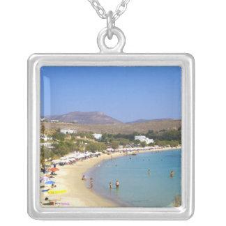 Collier La Grèce, île de Paros, plage de Krios d'en haut