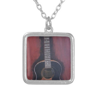 Collier La guitare de Ryan