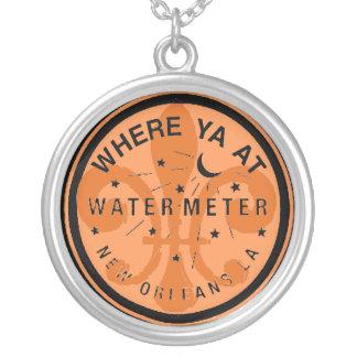 Collier Là où mètre d'eau de Yat Fleur De Lid