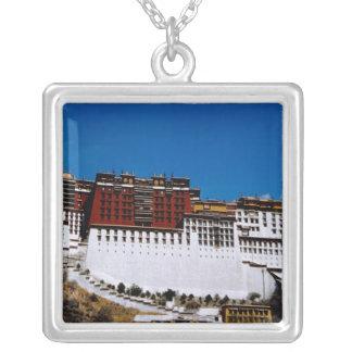 Collier L'Asie, Thibet, Lhasa, rouge 2 du Palais du Potala