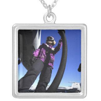 Collier L'aviateur du compagnon du maître d'équipage