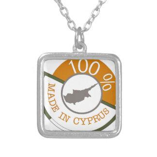 COLLIER LE CREST DE LA CHYPRE 100%