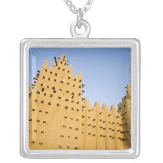 Collier Le Mali, Djenne. Mosquée grande