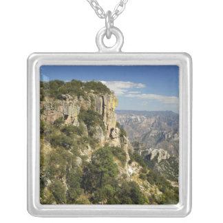 Collier Le Mexique, état de chiwawa, canyon de cuivre.