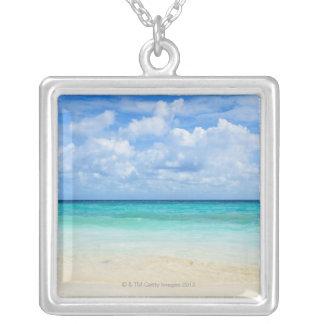 Collier Le Mexique, Playa del Carmen, plage tropicale