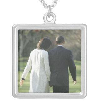 Collier Le Président Barack Obama et première Madame