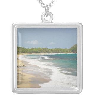 Collier Les Caraïbe, GRENADA, Côte Est, baie du Grenada,