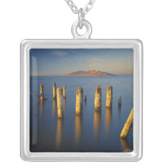 Collier Les Etats-Unis, Utah, grand bassin, Saltair, grand