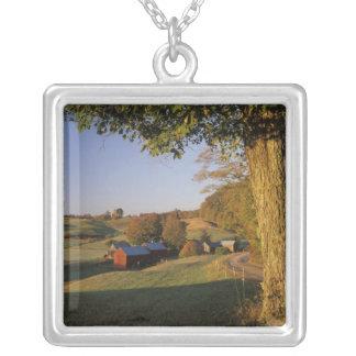 Collier Les Etats-Unis, Vermont, Woodstock du sud, ferme