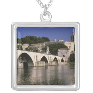 Collier L'Europe, France, Provence, Avignon. DES de Palais