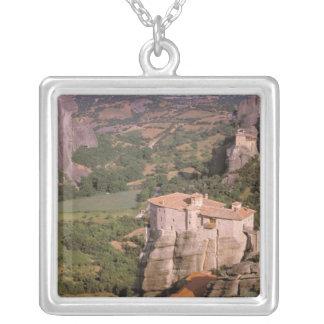 Collier L'Europe, Grèce, Thessalie, Meteora, Kastraki.