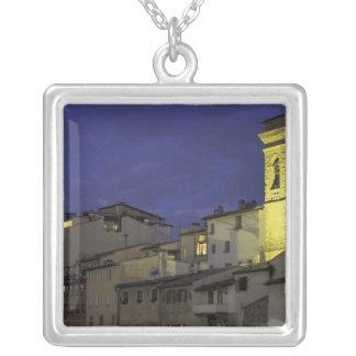 Collier L'Europe, Italie, Florence, détail architectural ;