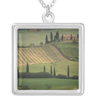 Collier L'Europe, Italie, Toscane, d Orcia, le Toscan de