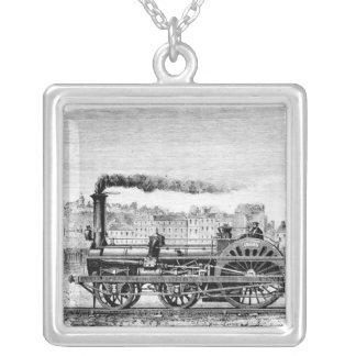 Collier Locomotive à vapeur