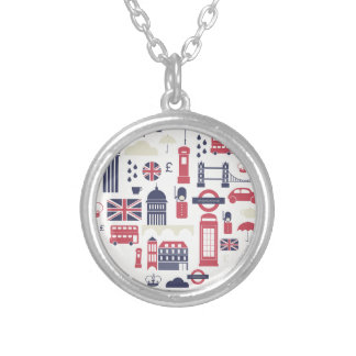 Collier Londres au coeur
