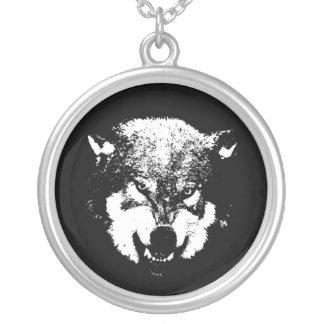 Collier Loup-garou de ~ de loup