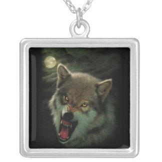 Collier Lune de loup