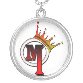Collier M. Muzik Necklace (rond)