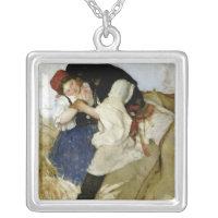 Maïs de dépouillement, 1885