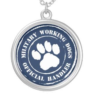 Collier Maitre-chien de chien officiel - MWD