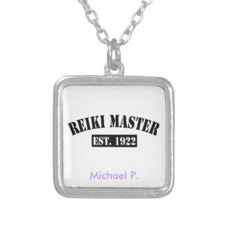 Collier Maître de Reiki