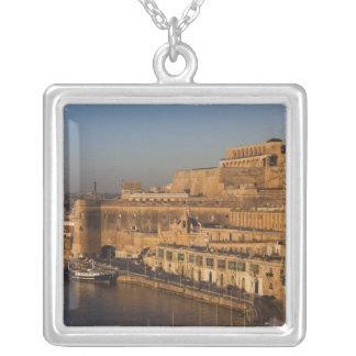 Collier Malte, La Valette, vue de port de Barrakka