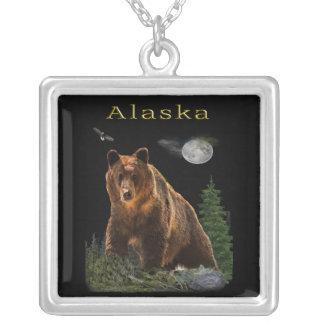 Collier Marchandises d'état de l'Alaska