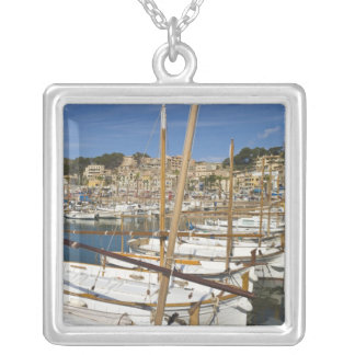 Collier Marina, Port de Soller, côte ouest, Majorque,